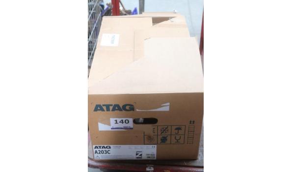 cv ketel ATAG A203C
