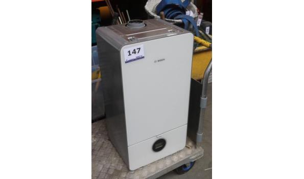 condenserende gaswandketel BOSCH 7000iw