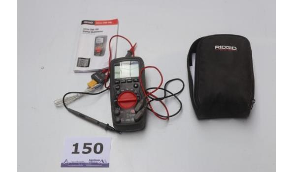 multimeter RIDGID DM-110