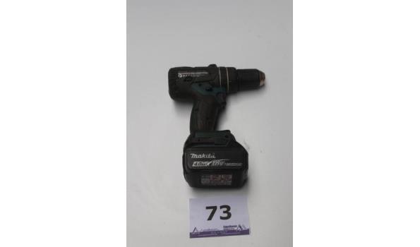 accu boormachine MAKITA DHP480
