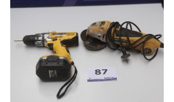 2 elektrische gereedschappen POWER PLUS