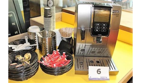 koffiezetapparaat DELONGHI, type Dinamica plus