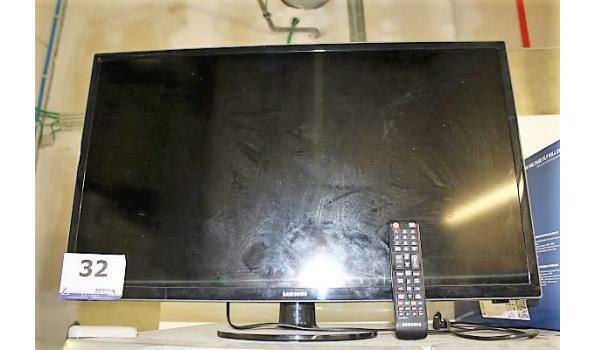 flatscreen tv SAMSUNG, met afstandsbediening