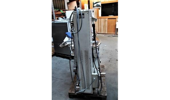 industriële strijktafel COCCHI, type ASPLR