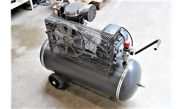 compressor BAUGER, type KOM100450K18, bj 2017