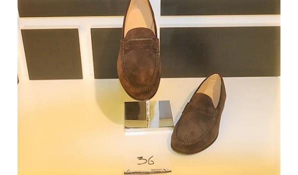 paar schoenen CANALI maat 42