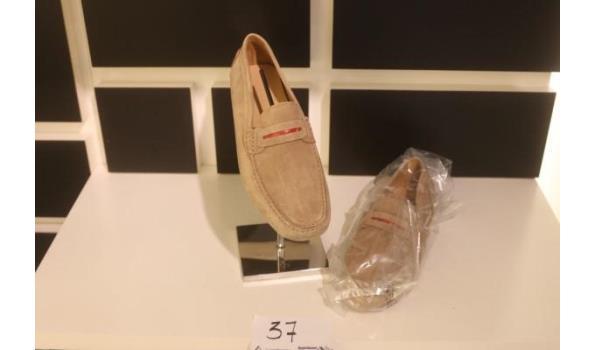 paar schoenen CANALI maat 43