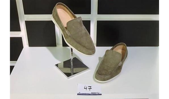 paar schoenen CANALI maat 41