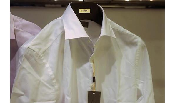 2 hemden CANALI
