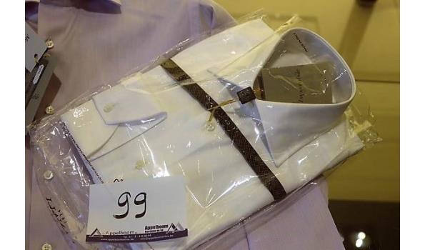 2 hemden CANALI MAAT 39
