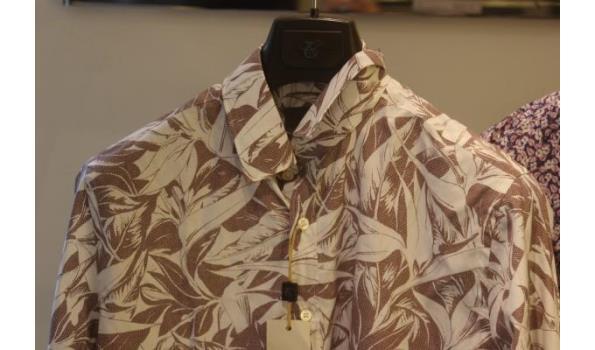 2 hemden CANALI maat XL