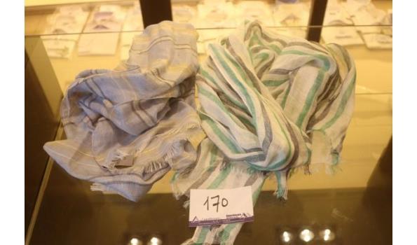 2 sjaals CANALI