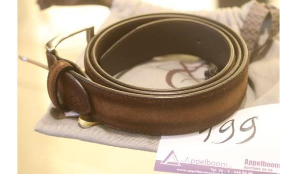 ceinture CANALI m 90