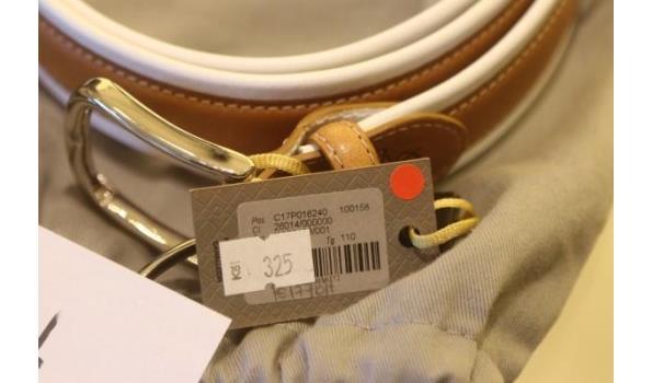 ceinture CANALI m110